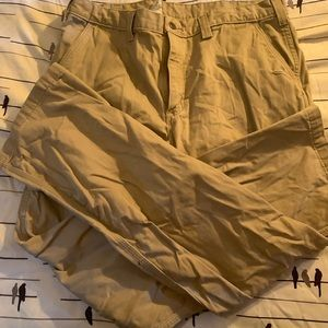 Khaki Work Pants